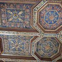 Photo taken at Palazzo Schifanoia by @trozzula86 on 11/4/2017