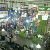 Photo taken at Jogja Expo Center (JEC) by Chepy S. on 6/10/2013