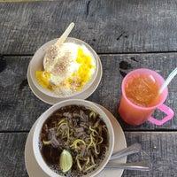 Photo taken at Kedai mi sup tepi tali air by Nadyah Z. on 6/2/2016