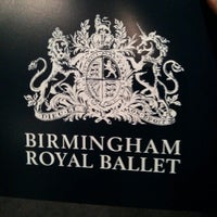 Photo taken at Birmingham Hippodrome by Rory M. on 2/23/2013