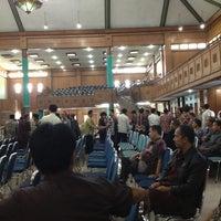Photo taken at Balai Pertemuan Umum (BPU) by Opic H. on 8/15/2013