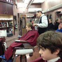Photo taken at Level 78 Barber Shop by Derek W. on 11/10/2012