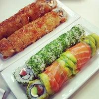 Photo taken at Niu Sushi by Nestor C. on 12/1/2012