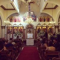 Photo taken at Catedral Ortodoxa San Jorge by Nestor C. on 1/24/2015