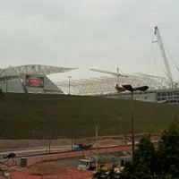 Foto tirada no(a) Arena Corinthians por Emerson Sales R. em 5/27/2013