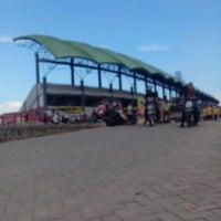 Photo taken at Stadion Indrasari Demang Lehman by نوفريزال ا. on 8/16/2014