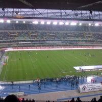 Foto scattata a Stadio Marc'Antonio Bentegodi da marianna b. il 3/30/2013
