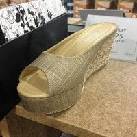 Photo taken at DSW Designer Shoe Warehouse by Honey K. on 3/11/2013