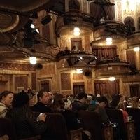Снимок сделан в Winter Garden Theatre пользователем Sergey O. 2/19/2018