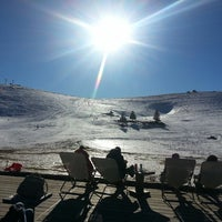 Photo taken at Rifugio Val Formica by Laura C. on 1/5/2015