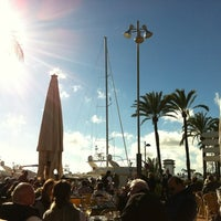 Photo taken at Cappuccino Puerto Portals by Pablo G. on 12/29/2012
