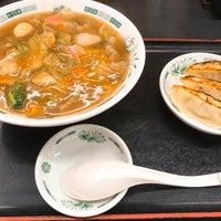 Photo taken at 日高屋 小岩北口店 by Passoa on 11/13/2017