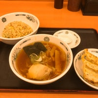 Photo taken at 日高屋 小岩北口店 by Passoa on 12/29/2017