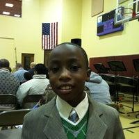 Photo taken at Cincinnati Hills Christian Academy - Otto Armleder Memorial Education Center by L. Danyetta N. on 12/18/2012