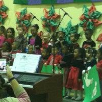 Photo taken at Cincinnati Hills Christian Academy - Otto Armleder Memorial Education Center by L. Danyetta N. on 12/12/2013