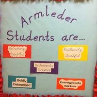 Photo taken at Cincinnati Hills Christian Academy - Otto Armleder Memorial Education Center by L. Danyetta N. on 8/30/2013