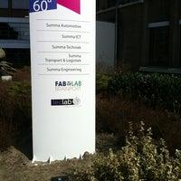 Photo taken at Summa College Eindhoven, locatie Frederiklaan by Floris v. on 3/25/2013