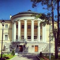Photo taken at Дворец бракосочетания № 3 by Viktor D. on 7/27/2013