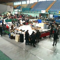 Photo taken at Fotomercato by Cristian C. on 12/16/2012