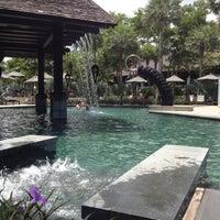 Photo taken at Indigo Pearl Resort Phuket by Sophie on 10/9/2012