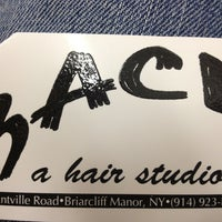 Photo taken at Baci hair salon by Lucia C. on 2/14/2013
