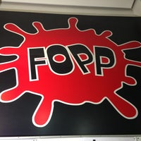 Photo taken at Fopp by Deleted D. on 10/5/2013