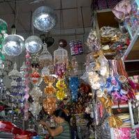 Photo taken at Sukawati Art Market by Ella E. on 10/7/2012