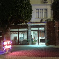 Photo taken at türkay otel by Okan G. on 5/30/2013