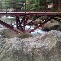 Photo taken at Kalumpang Resort Training Center by abd r. on 4/20/2013