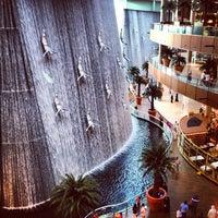 Photo taken at The Dubai Mall by Sacha, Zakaria R. on 5/27/2013