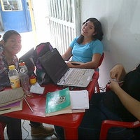 "Photo taken at Cafeteria ""El Canario"" Humanidades by Georgina G. on 2/26/2014"