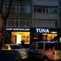 Photo taken at tuna kapi sistemleri by Ender G. on 3/18/2013