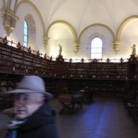 Photo taken at Biblioteca General Histórica by Jordi M. on 3/18/2013
