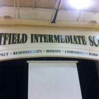 Photo taken at Westfield Intermediate School by Ryan O. on 8/28/2013