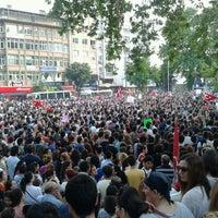 Photo taken at Cumhuriyet Parkı by Pınar D. on 6/1/2013