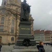 10/16/2013 tarihinde Idil Y.ziyaretçi tarafından Martin-Luther-Denkmal'de çekilen fotoğraf