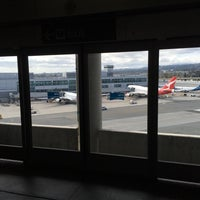 Photo taken at SFO AirTrain Station - Garage A by Yoshihiro on 5/23/2016