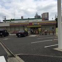 Photo taken at ミニストップ 中村日赤前店 by Yoshihiro on 8/13/2016
