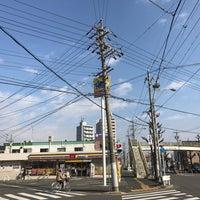 Photo taken at ミニストップ 中村日赤前店 by Yoshihiro on 1/22/2017