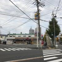 Photo taken at ミニストップ 中村日赤前店 by Yoshihiro on 11/20/2016