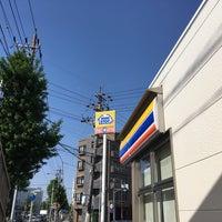 Photo taken at ミニストップ 中村日赤前店 by Yoshihiro on 4/29/2016