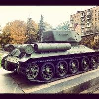 Photo taken at Центральный музей Вооруженных Сил by Margarita S. on 10/5/2012