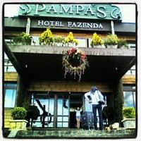 Foto tirada no(a) Hotel Fazenda Pampas da Serra por Cassandra L. em 12/15/2012