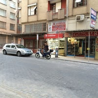 Photo taken at cadde's iletisim by Ersin K. on 9/4/2014