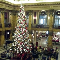 Photo taken at The Jefferson Hotel by travis on 12/5/2012