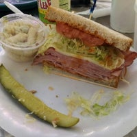 Photo taken at Perry's Deli by Marcos F. on 1/18/2013