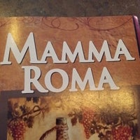 Photo taken at Mamma Roma by Joseph W. on 10/18/2013