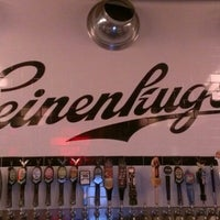 Photo taken at Leinenkugel's Beer Garden by Todd K. on 10/19/2012