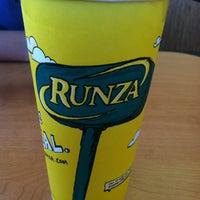 Photo taken at Runza by Wayne P. on 6/2/2013