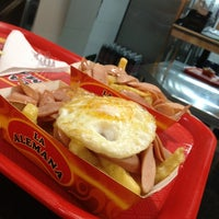 Photo taken at Food Court Mall Aventura Plaza by Karito FL on 1/8/2013